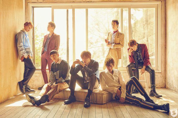 Block B Fifth Mini Album Blooming Period